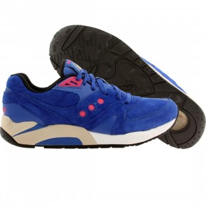 Saucony Men G9 Control (Bright Blue)