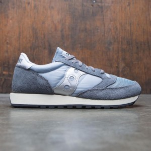 Saucony Men Jazz Original (gray / blue)