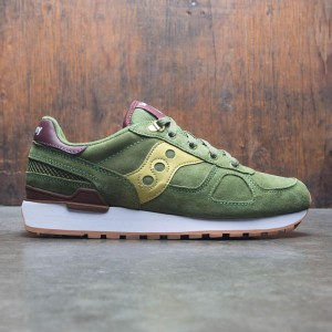 Saucony Men Shadow Original (green / gold)