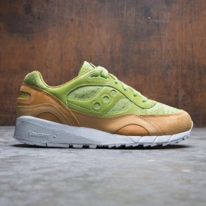 Saucony Men Shadow 6000 - Avocado Toast (brown / green)