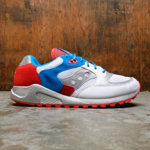 Saucony Men Jazz 4000 - Boston Children's Hospital Run For Good (red / white / blue)