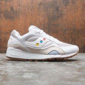 Saucony Men Shadow 6000 (white / multi)