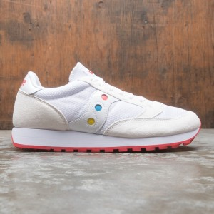 Saucony Men Jazz Vintage (white / multi)