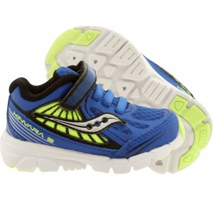 Saucony Toddlers Kinvara 5 (blue / citron)