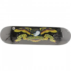 Anti Hero Classic Eagle 8.12 Deck (green / black)