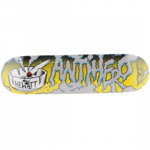 Anti Hero Hewitt Ooze 8.12 Deck (green / yellow)
