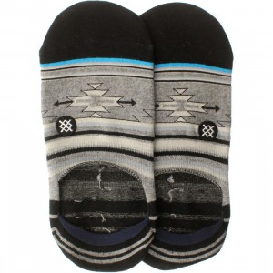 Stance Belen Socks (gray / gray heather)