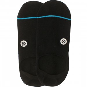 Stance Le Invisible Socks (black)