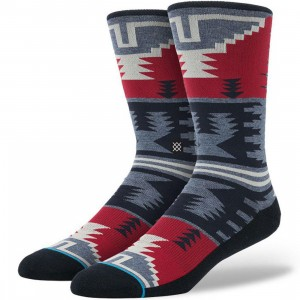 Stance Cippling Socks (blue)