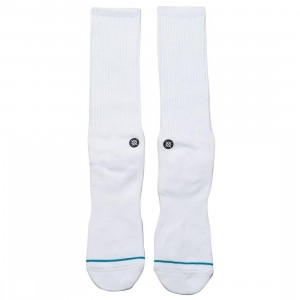 Stance Men Bombers Socks (white)