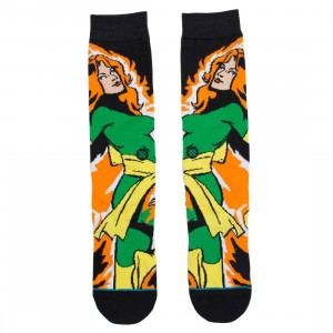 Stance x X-MEN Men Socks - Jean Grey (black)