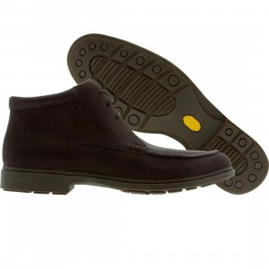 Sebago Raleigh (dark brown)