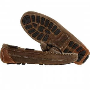 Sebago 1946 Driving Mocs GTSB46 (brown / dark brown)