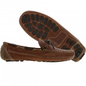 Sebago 1946 Driving Mocs GTSB46 (dark brown / brown)