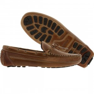Sebago 1946 Driving Mocs GTSB46 (brown)