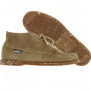 Sebago Waterbury (tan suede)
