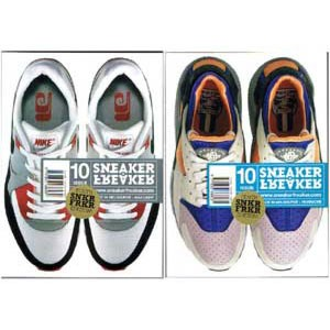 Sneaker Freaker Magazine Issue #10