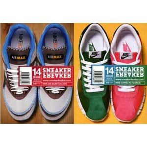 Sneaker Freaker Magazine Issue #14