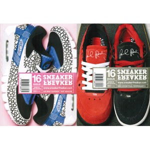 Sneaker Freaker Magazine Issue #16