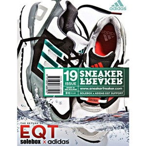 Sneaker Freaker Magazine Issue #19