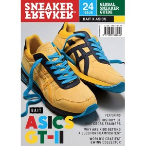 Sneaker Freaker Magazine Issue #24