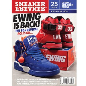 Sneaker Freaker Magazine Issue #25