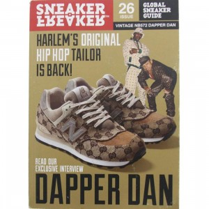 Sneaker Freaker Magazine Issue #26