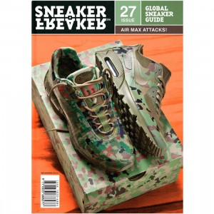 Sneaker Freaker Magazine Issue #27