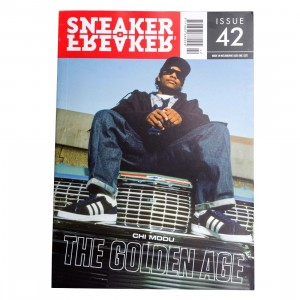 Sneaker Freaker Issue #42 - Eazy E Chi Modu Cover (black)