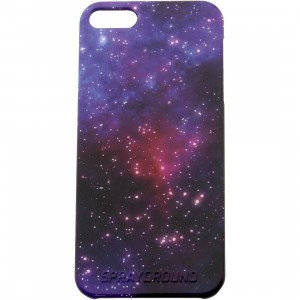 Sprayground Galaxy iPhone 5 Case (purple)