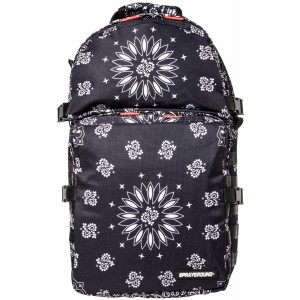 Sprayground Bandana Trooper Backpack (black)