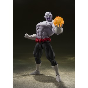 Bandai S.H.Figuarts Dragon Ball Super Jiren Final Battle Figure (purple)