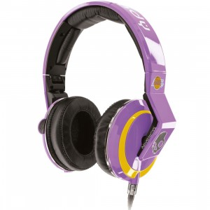 Skullcandy Mix Master Headphones W Mic - Los Angeles Lakers (purple)