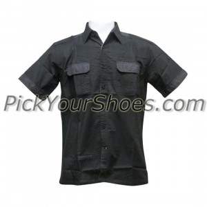 Sneaktip Socialite Short Sleeve Shirts (black)