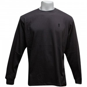 Sneaktip Torch Long Sleeve Tee (charcoal)