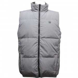 Sneaktip Triple Double Reversible Vest (grey)