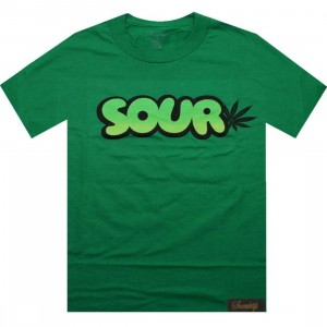 Sneaktip Sour Tee - 420 Pack (lime)