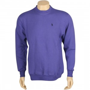 Sneaktip Hate The Game Crewneck (purple)