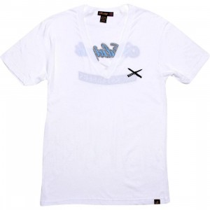 Sneaktip Womens Midnight Backstabbers Tee (white)