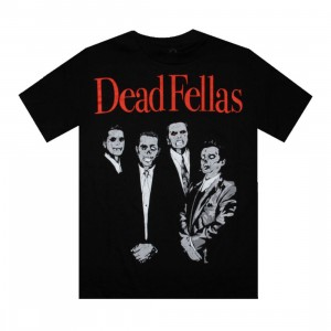 SSUR Dead Fellas Tee (black)