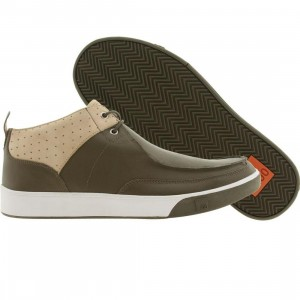 100 Styles and Running Chase (burnt olive)