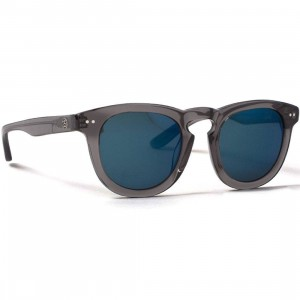 Stussy Luigi Sunglasses (brown / black matte)