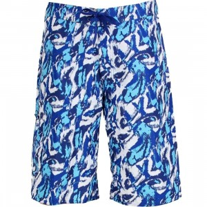 Stussy 3D Camo Swim Trunk (blue)