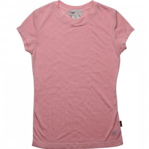 Stussy Womens Hockney Tee (pink)