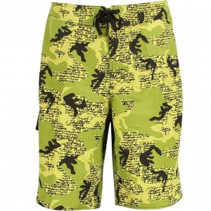Stussy Over Swim Trunk (yellow)