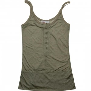 Stussy Womens Sheer Tank (green)