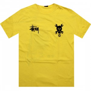 Stussy Wrench Tee (yellow)