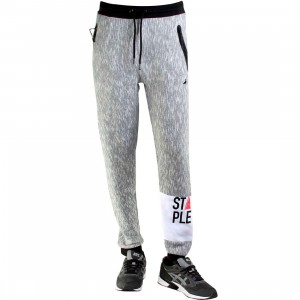 Staple Men Tour Sweatpants (gray / heather gray)