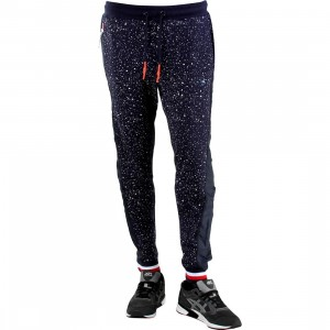 Staple Meridien Sweat Pant (navy)