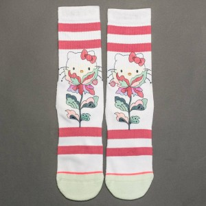 Stance x Hello Kitty Women Full Bloom Socks (multi)